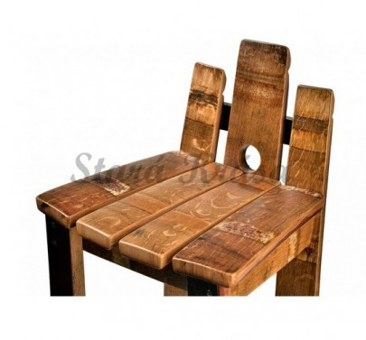 Selská barová židle