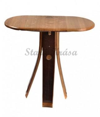 Decentní kavárenský stolek