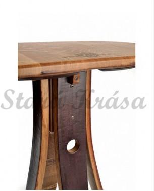 Antik kavárenský stolek.