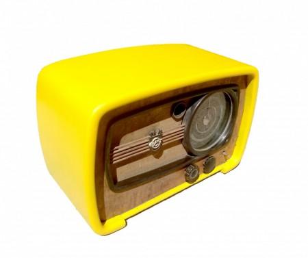 Dekorační rádio - designové rádio.