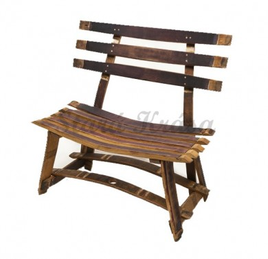 Zahradní lavice - dekorační lavice.