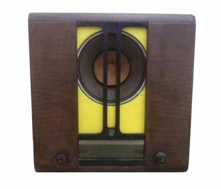 Staré retro rádio