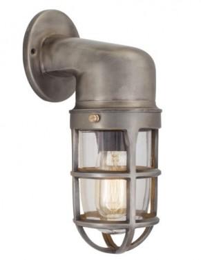 Detailně propracované industriální světlo