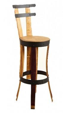 Jedinečná barová židle