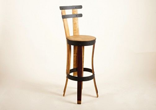 Barová židle do kaváren a vinoték.