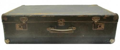 Starý retro kufr