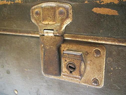 Vintage kufr