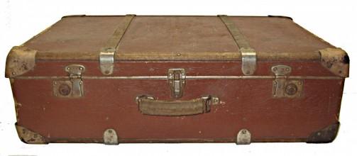 Retro kufr Kazeto