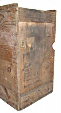 Dřevěná bedna antik