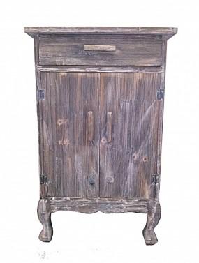 Noční stoleček v provence stylu