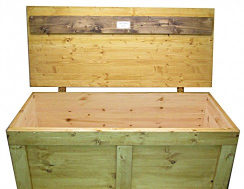 Luxusní dřevěné truhly