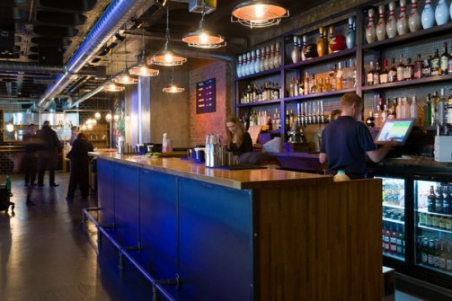 Světla do baru a restaurací s průmyslovým vzhledem
