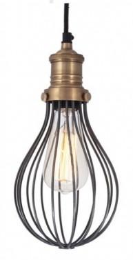 Drátěné industriální svítidlo