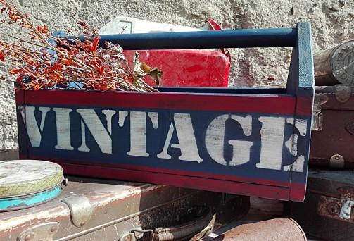 Vintage dekorace