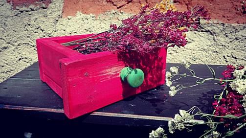 Provence váza na květiny