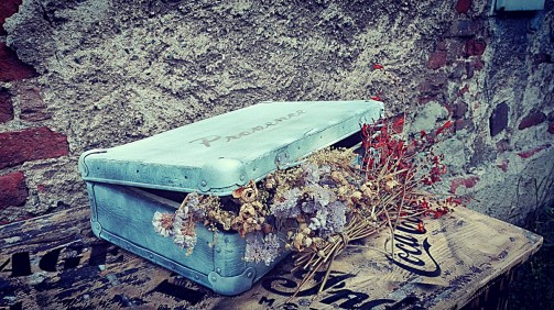Stary Provence kufr