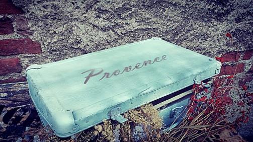 Retro kufr