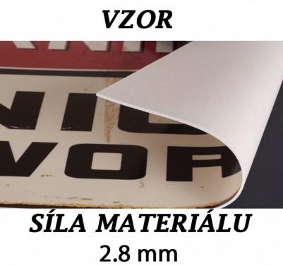 Ukázka vinylového koberce