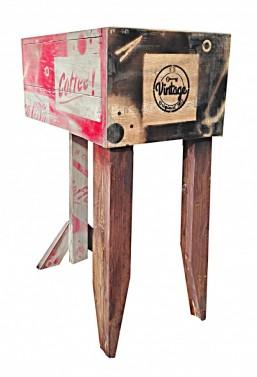 Vintage noční stolek