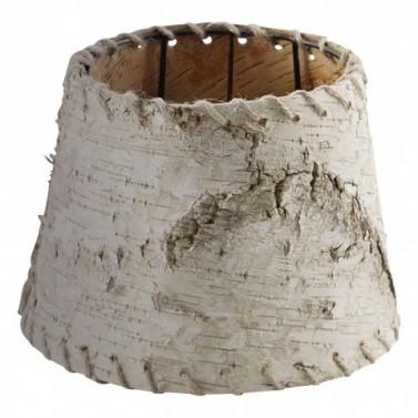 Luxusní dřevěná lampička