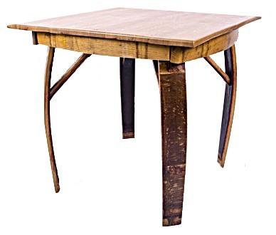 Jídelní stolek 80 x 80 z dubu