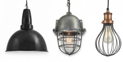 Lampy a svítidla do obýváku v mnoha stylech a tvářích