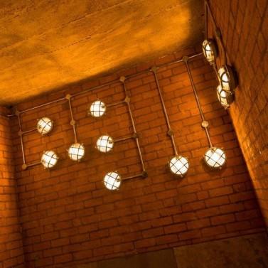 Průmyslové originální industriální svítidlo