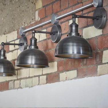 Industriální interiér