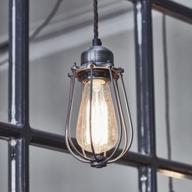 Exklusivní industriální světlo