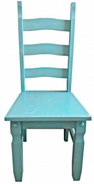 Provence dřevěná židle