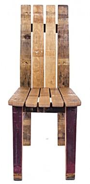 Dubová jídelní židle do kaváren a restaurací