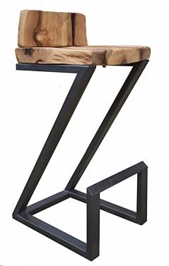 Industriální barová židle č.2
