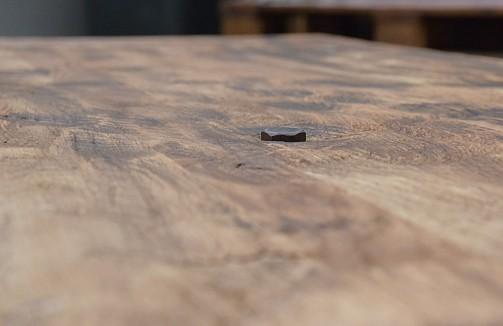 Industriální kávový stůl