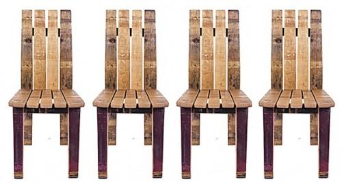 Kvalitní a levné jídelní židle z masivu