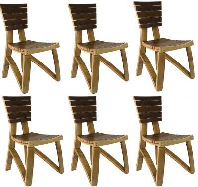 Selské jídelní židle