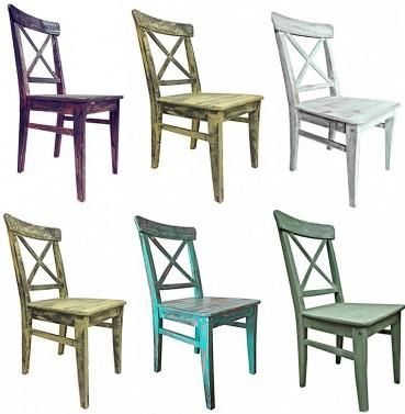 Sada provence židliček