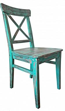 Ošoupaný styl - jídelní židle