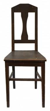 Staré jídelní židle