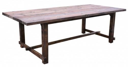 Velký jídelní stůl z masivu