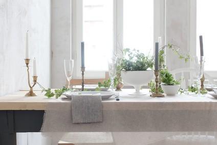 Venkovský styl - Jídelní stoly