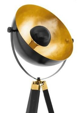 Velká vintage lampa