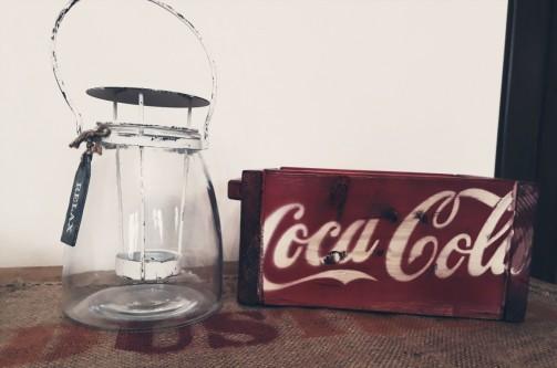 Vintage bedýnky
