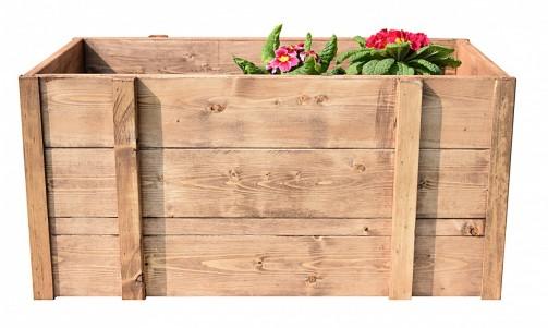 Dřevěné truhlíky - Zakázková výroba