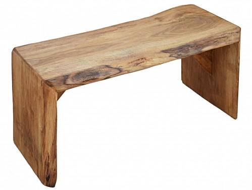 Dubová stolička do předsíně