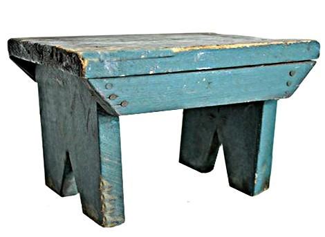 Vintage stolička
