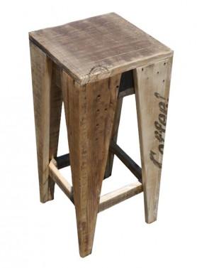 Vintage barová židle