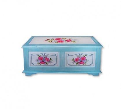 Malované truhly a truhlice -  malovaný nábytek