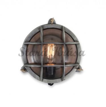 Povrchové industriální nástěnné svítidlo