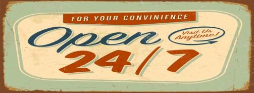 Vinylový koberec Open 24/7 č.1