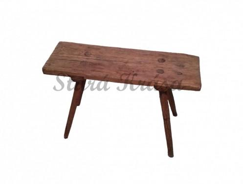 Originální dobová selská stolička č.1